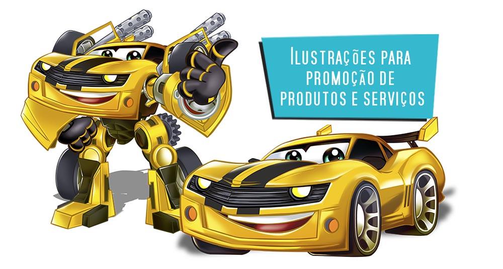 Personagens e mascotes animador 2d ilustrador-3